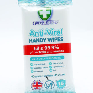 anti viral wipes