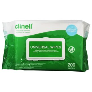 clinell wipes 200